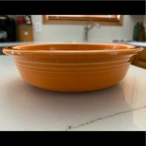 Fiesta 19oz Medium bowl Tangerine